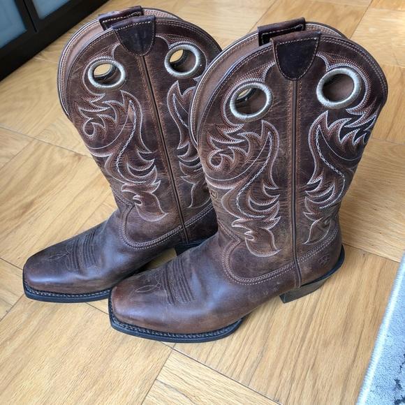 e69c67eec04 Ariat Men's Cowboy boots